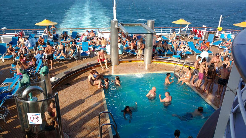 El Crucero Una Opcion Tambien Para Jovenes