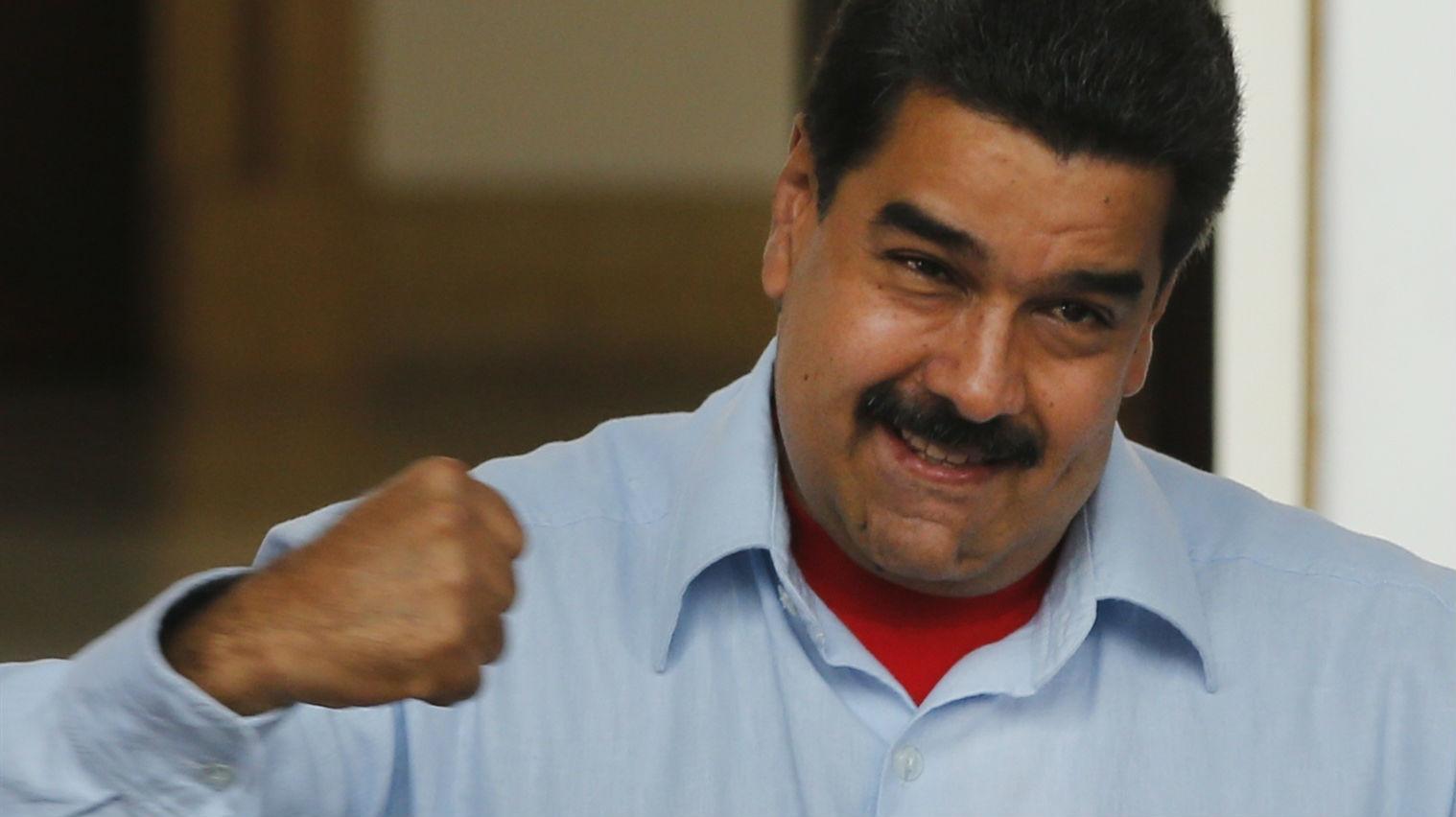 Maduro desat otra crisis diplom tica con espa a la voz - Chef titanium con voz ...