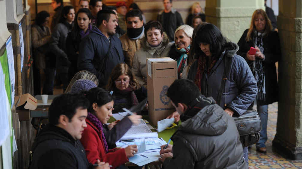 Pautas para tener en cuenta por votantes fiscales y for Interior elecciones