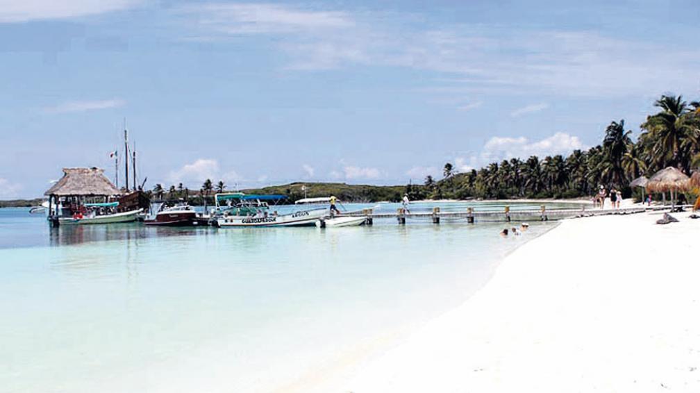 Isla Contoy, área natural protegida. Conocerla es un privilegio.