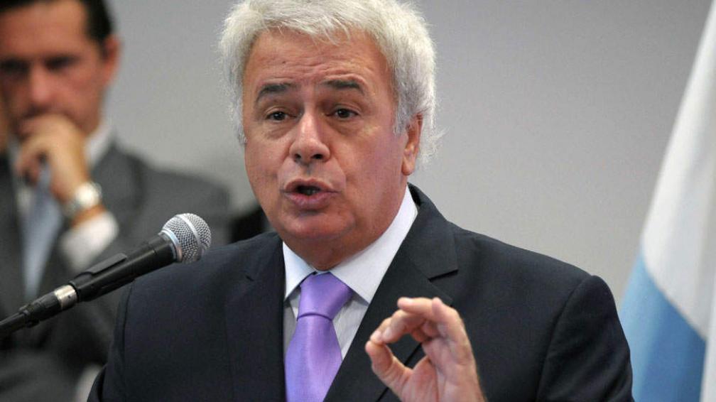 DE LA SOTA. Desde su administración dijeron que los fondos de los títulos de deuda se utilizarán para terminar dos obras (La Voz/Archivo).