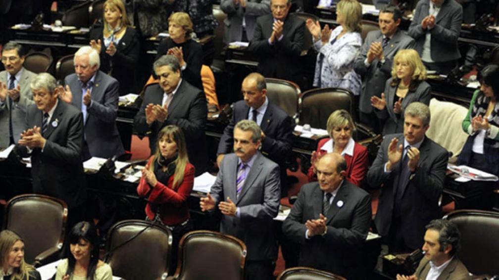 DISCURSOS. Diputados sesiona hoy y mañana para tratar la nacionalización de YPF. Hablarán casi todos (Telam).