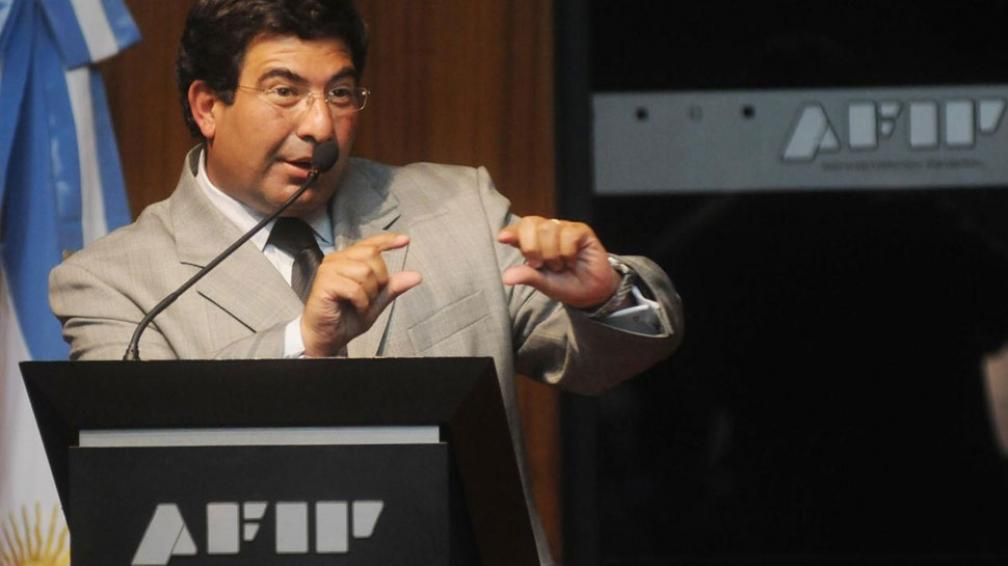El hombre. Ricardo Echegaray, de Afip, eje de polémicas (DyN / Archivo).
