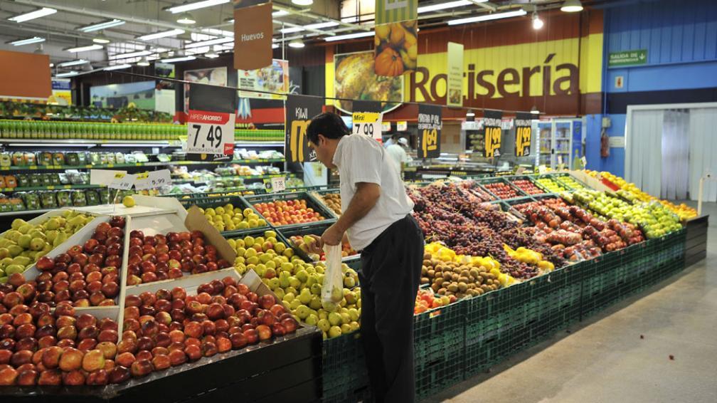 VENTAS. Según datos del Indec, aumentaron un 13% en mayo (La Voz / Archivo).