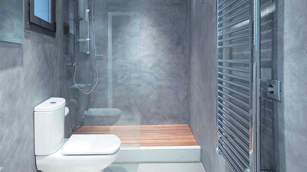 Baños Con Microcemento Fotos:Aires de renovación