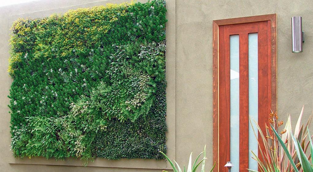 Jardines verticales paredes verdes noticias al instante for Jardines verdes