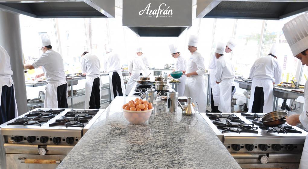 Azafr n escuela de gastronom a excelencia acad mica - Escuela de cocina azafran ...
