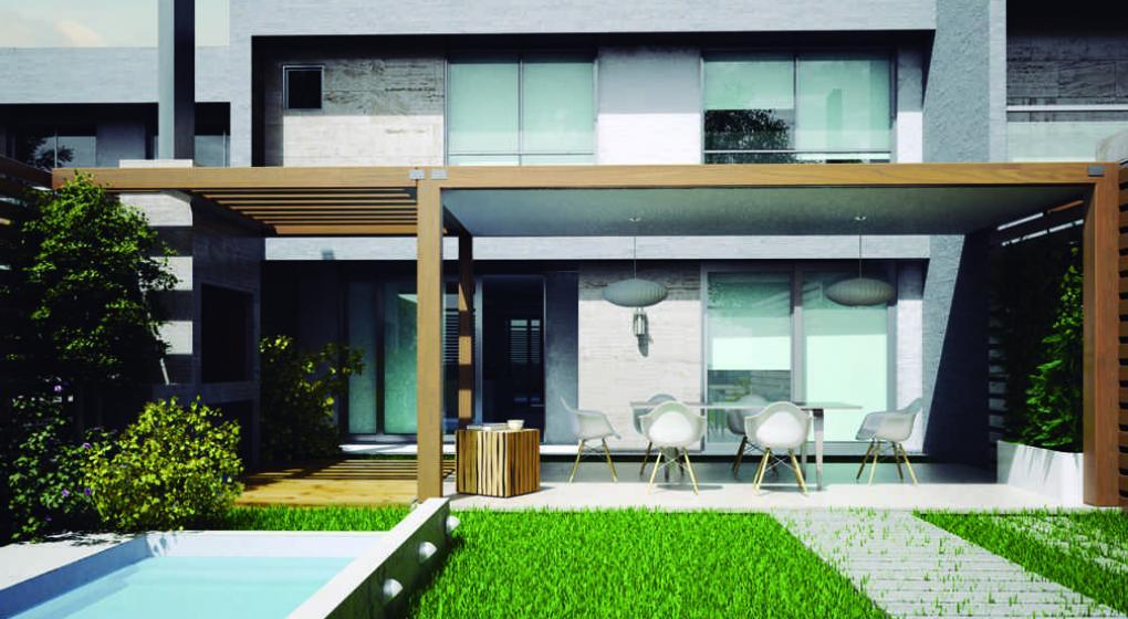 Casas patio una propuesta innovadora noticias al - Patios de casas modernas ...