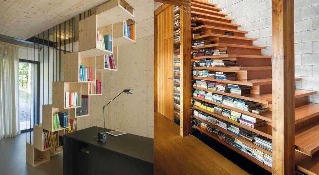 Tips para aprovechar todos los espacios peque os de tu - Aprovechar espacios en casa ...