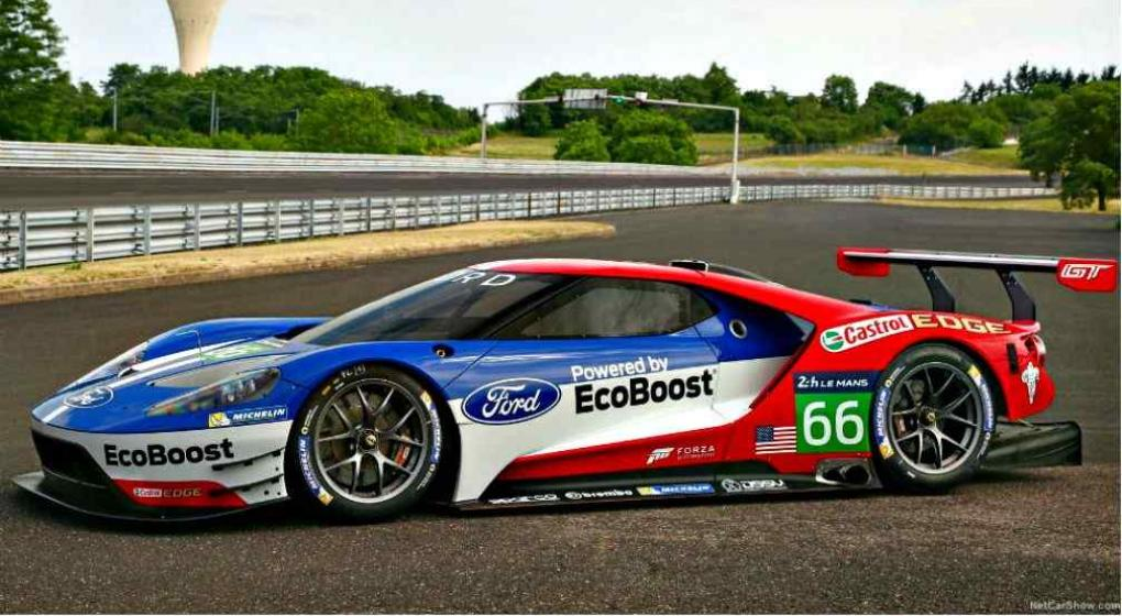 ford vuelve a le mans con el superdeportivo gt noticias. Black Bedroom Furniture Sets. Home Design Ideas