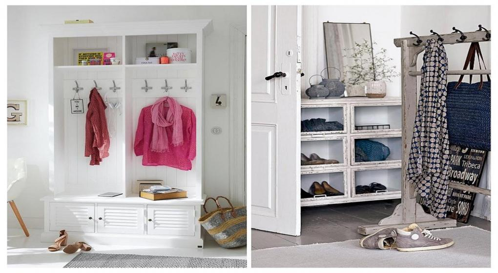 Mudrooms la forma de cambiar tu recibidor noticias al for Mudroom a forma di l