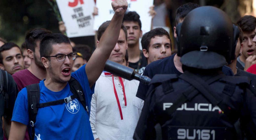 Citan al jefe de los Mossos de Cataluña como imputado por sedición