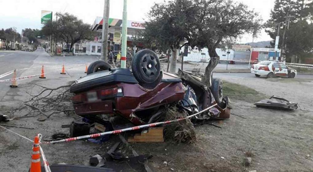Dos jóvenes fallecidos por accidentes en Villa Giardino y Pichanas