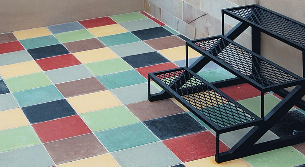 Mosaicos cl sicos con estilo noticias al instante desde - Colores de baldosas ...