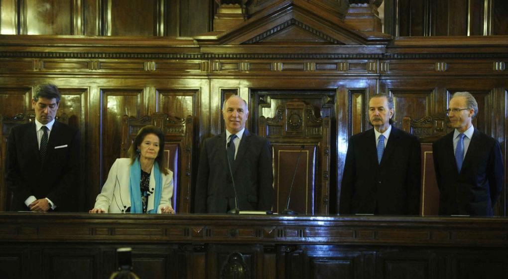 Corte argentina podría beneficiar a 750 represores presos