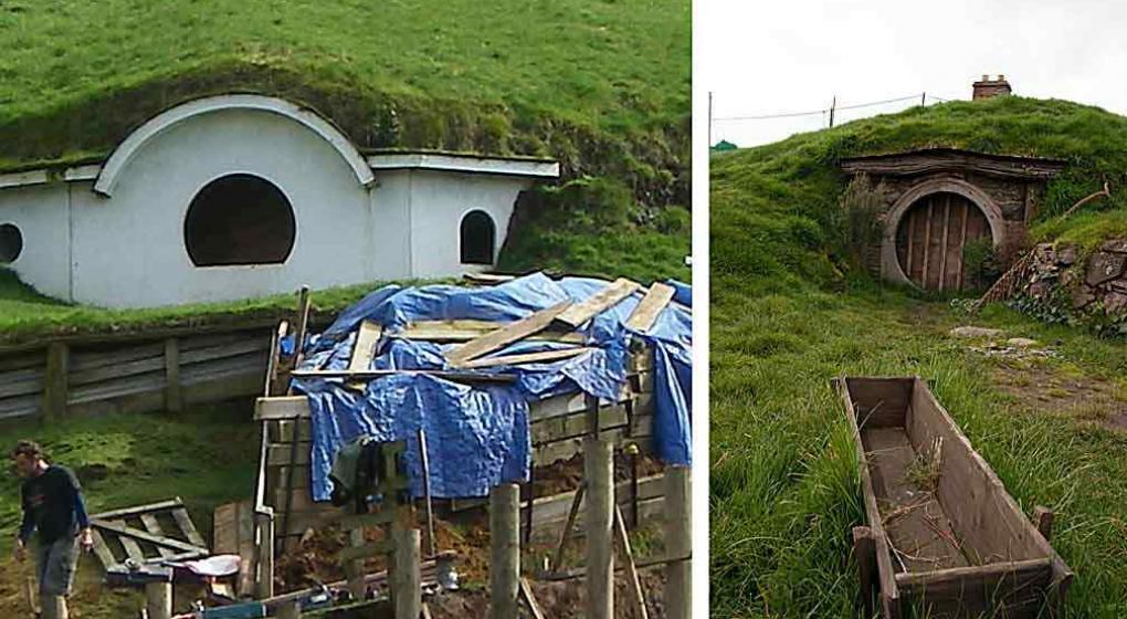 Las casas de los hobbits noticias al instante desde - La casa de los hobbits ...