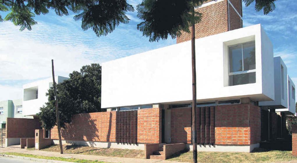 Alianza con el ladrillo noticias al instante desde lavoz - Materiales para fachadas de casas ...