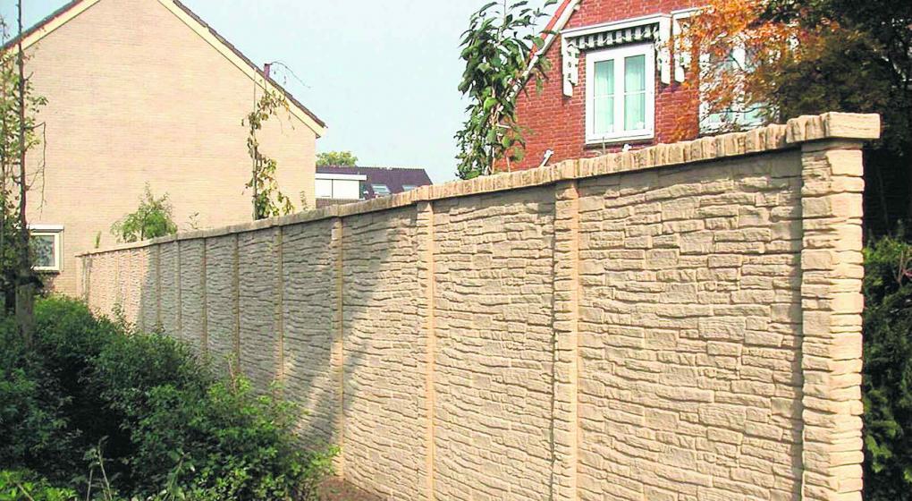 Cercos perimetrales una pared f cil y econ mica for Como se disena una casa