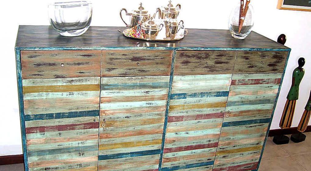 Razones para utilizar muebles y objetos reciclados for Muebles reciclados de diseno
