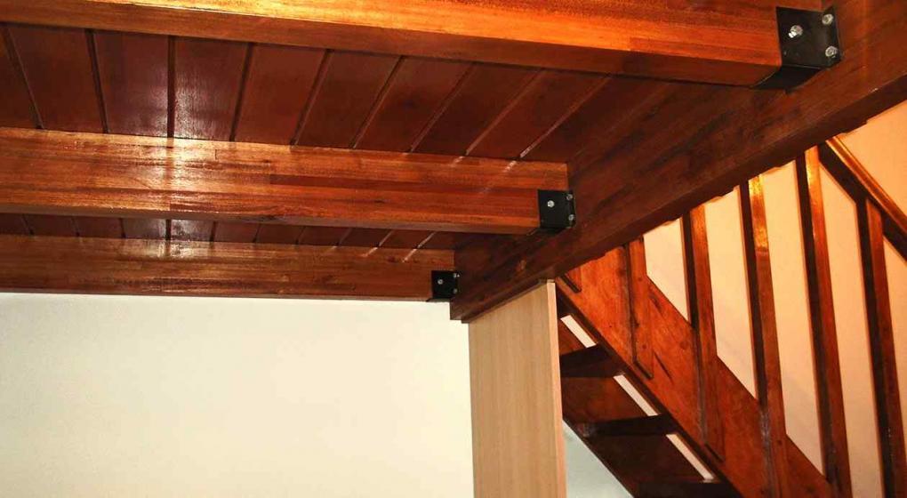 Entrepisos de madera c mo ganar espacio en las alturas noticias al instante desde - Como hacer un altillo de madera ...