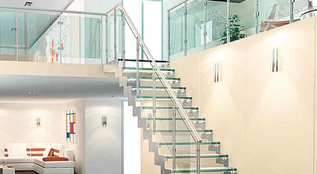Escaleras funcionales y algo m s noticias al instante for Escaleras de viviendas