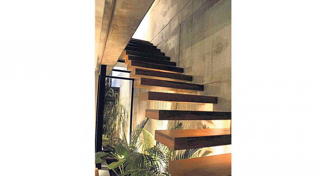 Escaleras funcionales y algo m s noticias al instante - Escaleras de caracol minimalistas ...
