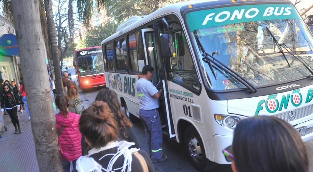 Fonobus dej de prestar un servicio especial noticias al Numero telefonico del ministerio del interior