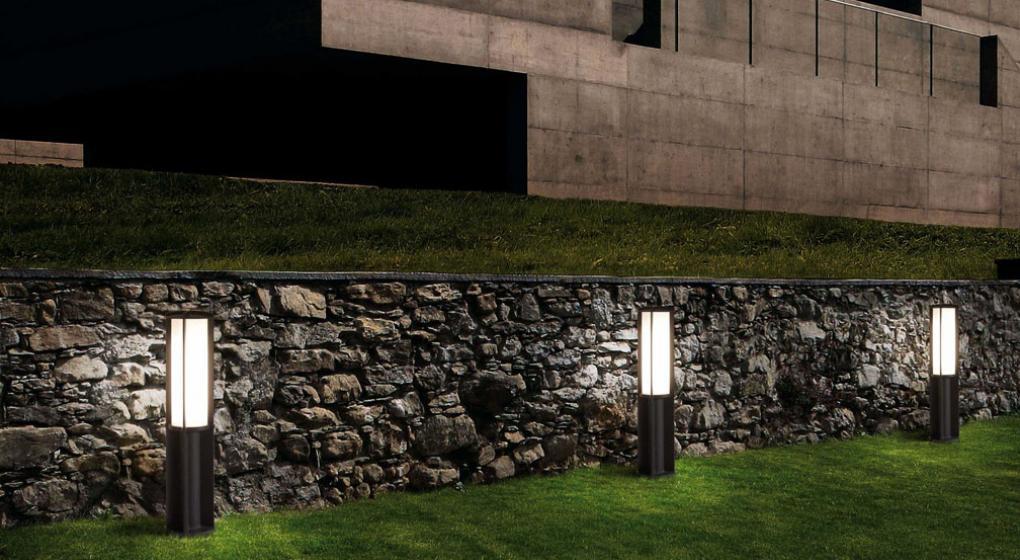 C mo iluminar el jard n tips para mejorar las noches del for Luces de exterior para jardin