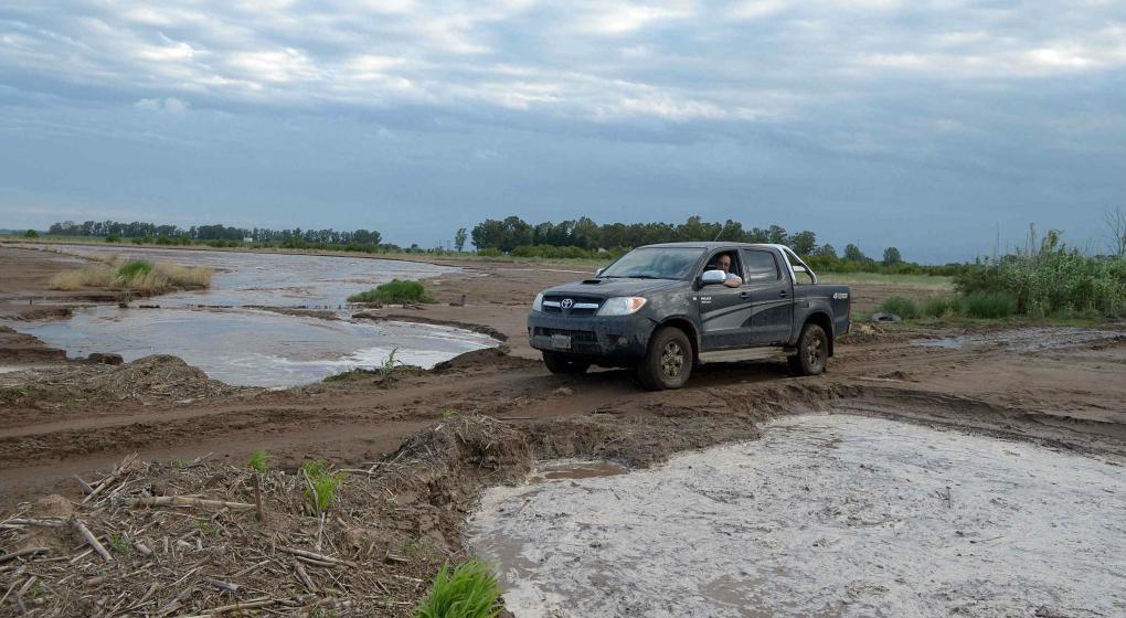 Resultado de imagen para Nuevos ríos: otras sorpresas que trajo el cambio climático en la Argentina