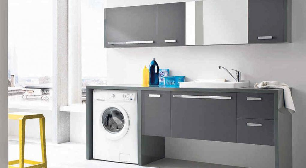 Mueble para lavadora exterior simple la cocina tiene for Mueble lavadora exterior