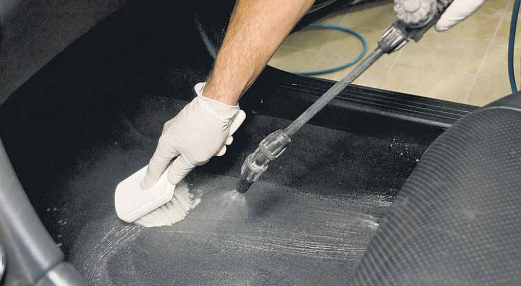 El abc para limpiar alfombras noticias al instante desde - Como lavar alfombras ...