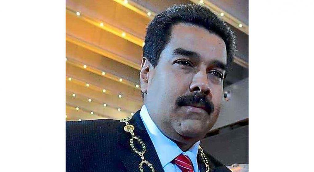 Presidente argentino Macri retira condecoración a su par venezolano Maduro