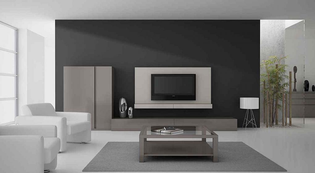 Te gusta el estilo minimalista mir estos detalles y for Casa minimalista living