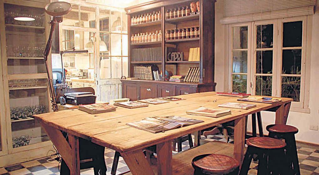 recuperar y reciclar muebles objetos con historia