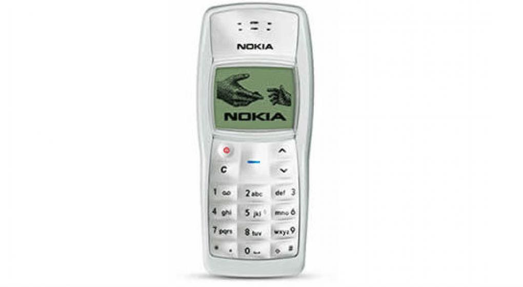 Resultado de imagen para Nokia 1100
