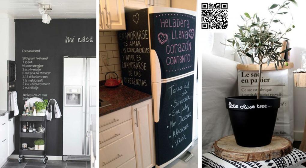 Una pintura que puede cambiar la cocina el pasillo o el cuarto de los chicos noticias al - Cambiar la cocina ...