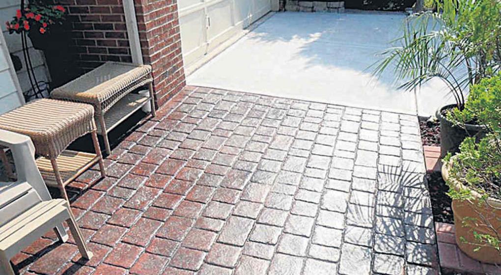 Diseos de pisos pisos el suelos en el d diseno de banos for Pisos para porches