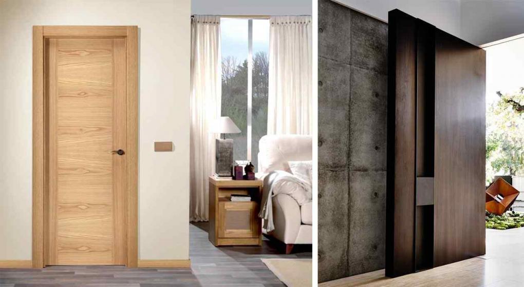 C mo elegir puertas para tu casa noticias al instante Puertas de metal para interiores