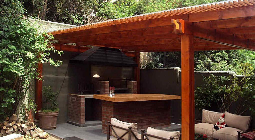 Quinchos c mo construir ese espacio so ado noticias al for Fotos de patios con piletas