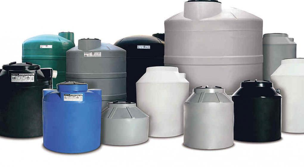 Tanques de agua domiciliarios noticias al instante desde for Tanque de agua rotoplas