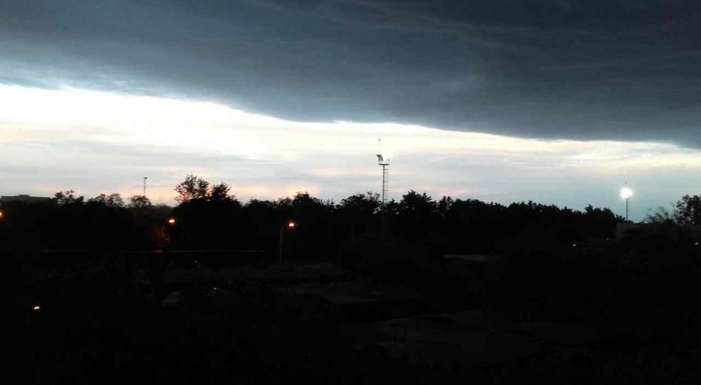 Alerta por lluvias y tormentas en Santa Fe