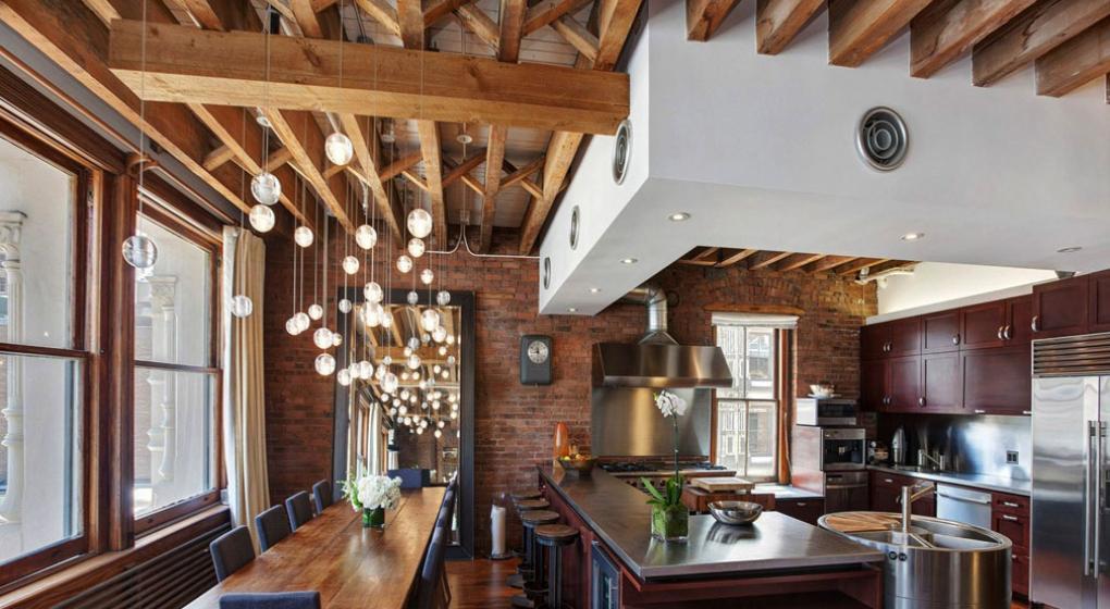 Que se hagan notar vigas y columnas de madera a la vista for Vigas de madera decorativas