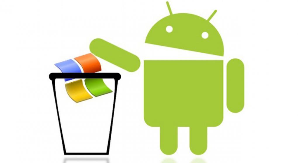 Por primera vez Android supera a Windows en uso de Internet