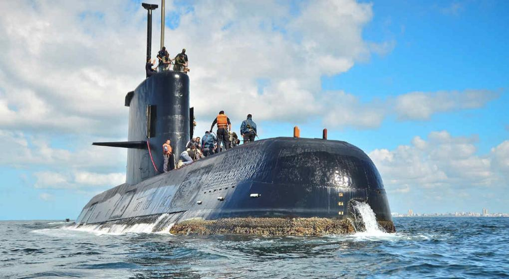 Resultado de imagen para Submarino ARA San Juan