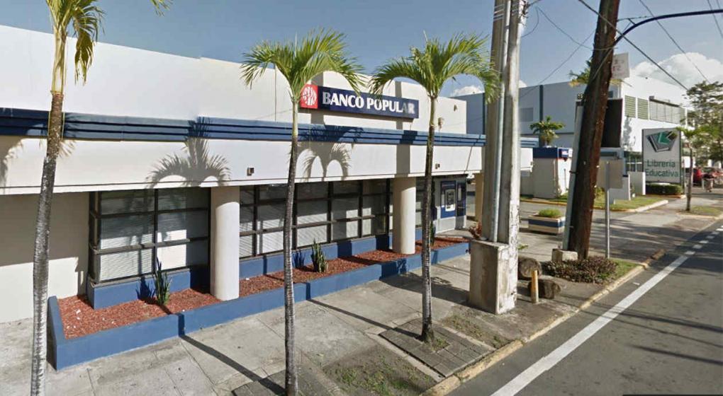 Ladrón roba banco en Puerto Rico y huye en bicicleta