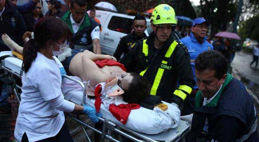 Rebelde ELN niega autoría de atentado en Bogotá