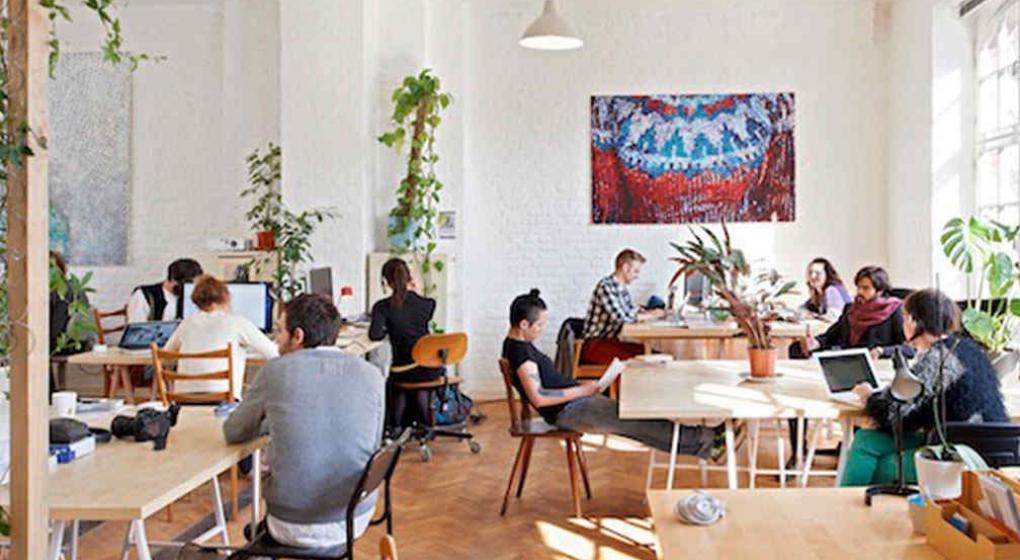 nuevas tendencias en espacios de trabajo