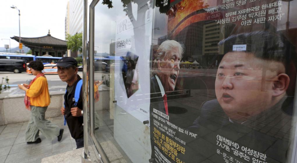Corea del Norte recibe nuevas sanciones y redobla amenazas 12 de septiembre de 2017• Mundo>Alerta nuclear
