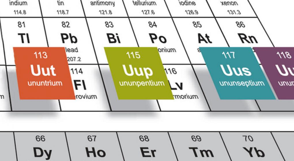 Los raros nombres de los nuevos elementos de la tabla peridica los raros nombres de los nuevos elementos de la tabla peridica noticias al instante desde lavoz la voz urtaz Images