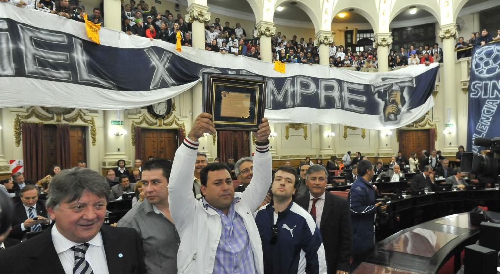 Talleres y Belgrano, juntos contra la violencia